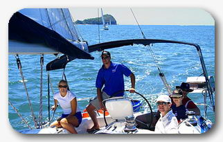 Professional Yachtmaster Career Training at sea