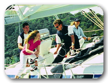 yacht charter pittwater sydney